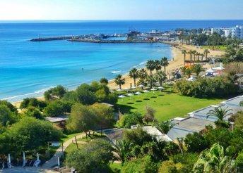 Ötcsillagos luxus nyaralás Cipruson