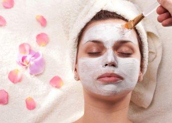 Gigi ráncfeltöltő arcpakolás és arcmasszázs