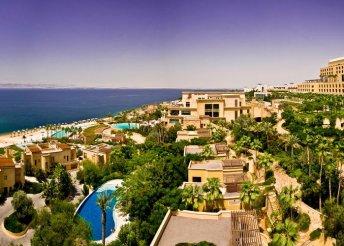 Ötcsillagos luxus pihenés Jordániában