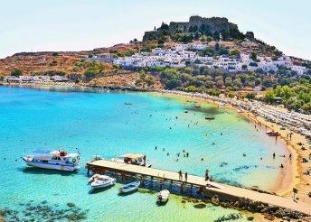 Lazítás Görögországban, Rodoszon