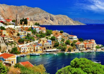 Nyári lazítás az Égei-tenger partjainál