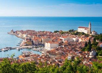 Prémium kikapcsolódás a szlovén tengerparton: 6 nap 5-csillagos szállodában 2 főnek