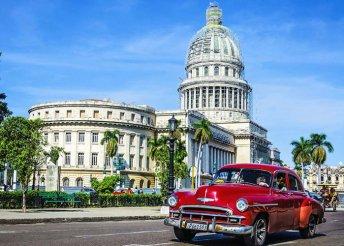 Igazi nyár Kubában, temérdek fakultatív programmal 2 személy részére