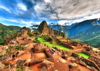 Két hetes páratlan élmény Peruban 2 személy részére
