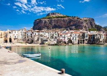 Egy hetes körutazás Szicília ellenállhatatlan tájain 2 személy részére