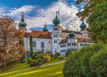 Romantika osztrák várak és kolostorok társaságában