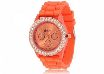 Cheeky HE002 Orange Chronostyle női karóra