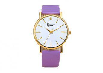 Cheeky HE011 Purple női karóra