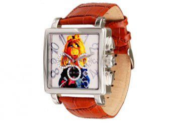 Disney Chrono Miss Piggy Muppets9656 Chrono Silver gyerek karóra