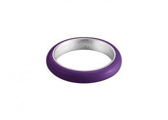 Esprit Ring ESRG11562H160 ékszer