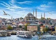 Isztambul: 3 város, 2 kontinens!