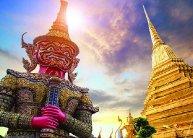 Felejthetetlen thaiföldi kalandok Bangkokban
