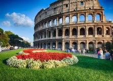 5 napos kiruccanás az Örök Városba, Rómába, buszos utazással, szállással